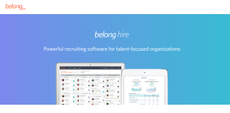 """AI Recruitment Startup Belong want to Become """"Google for people"""""""