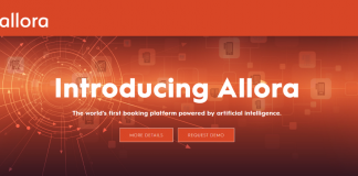Avvio Launches World's First Artificial Intelligence Booking System