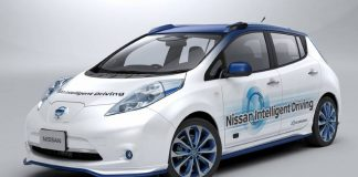 Nissan Proposes Self-Driving Cars by 2020