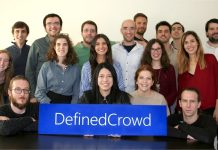 DefinedCrowd's Artificial Intelligence Platform Solves the Data Problem