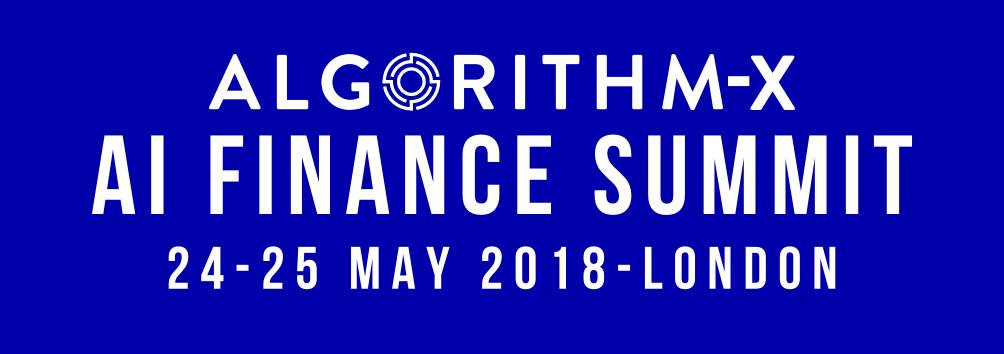 Algorithm-X AI Finance Summit