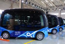Baidu Plans to Roll-out Self-Driving Buses in Japan in 2019