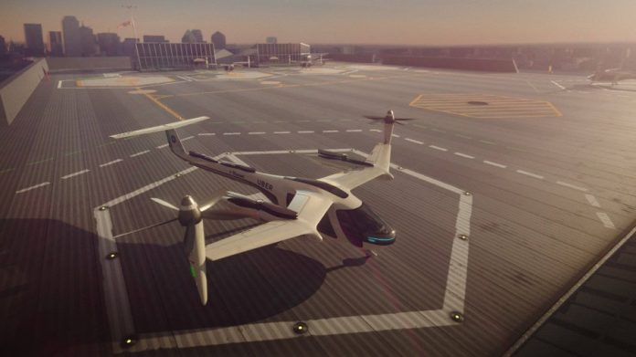 Uber, Airbus and Boeing Collaborate with Japanese to Build Flying Cars